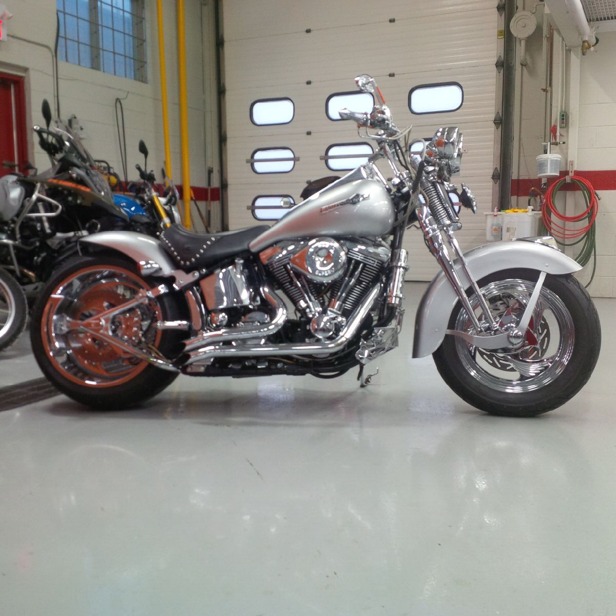 1995 Harley-Davidson Prices, Values Pictures - NADA guides 1965 springer harley pictures