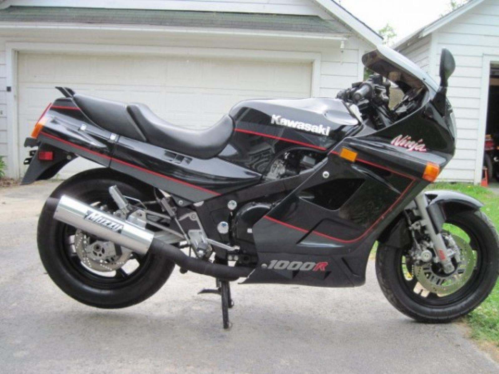 Kawasaki Ninja R Race Bike For Sale