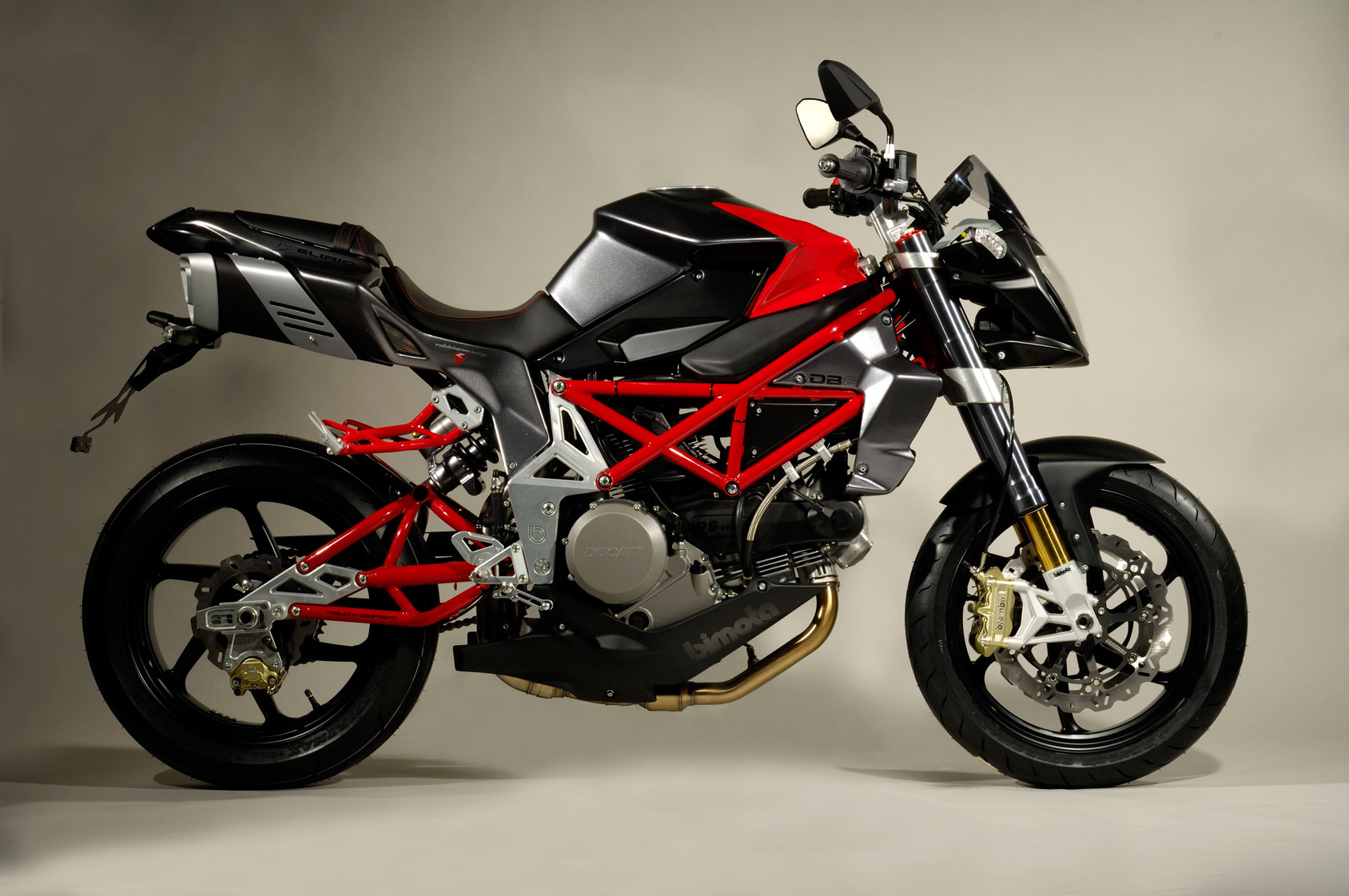 Bimota DB 6 Delirio 2009 wallpapers #137176