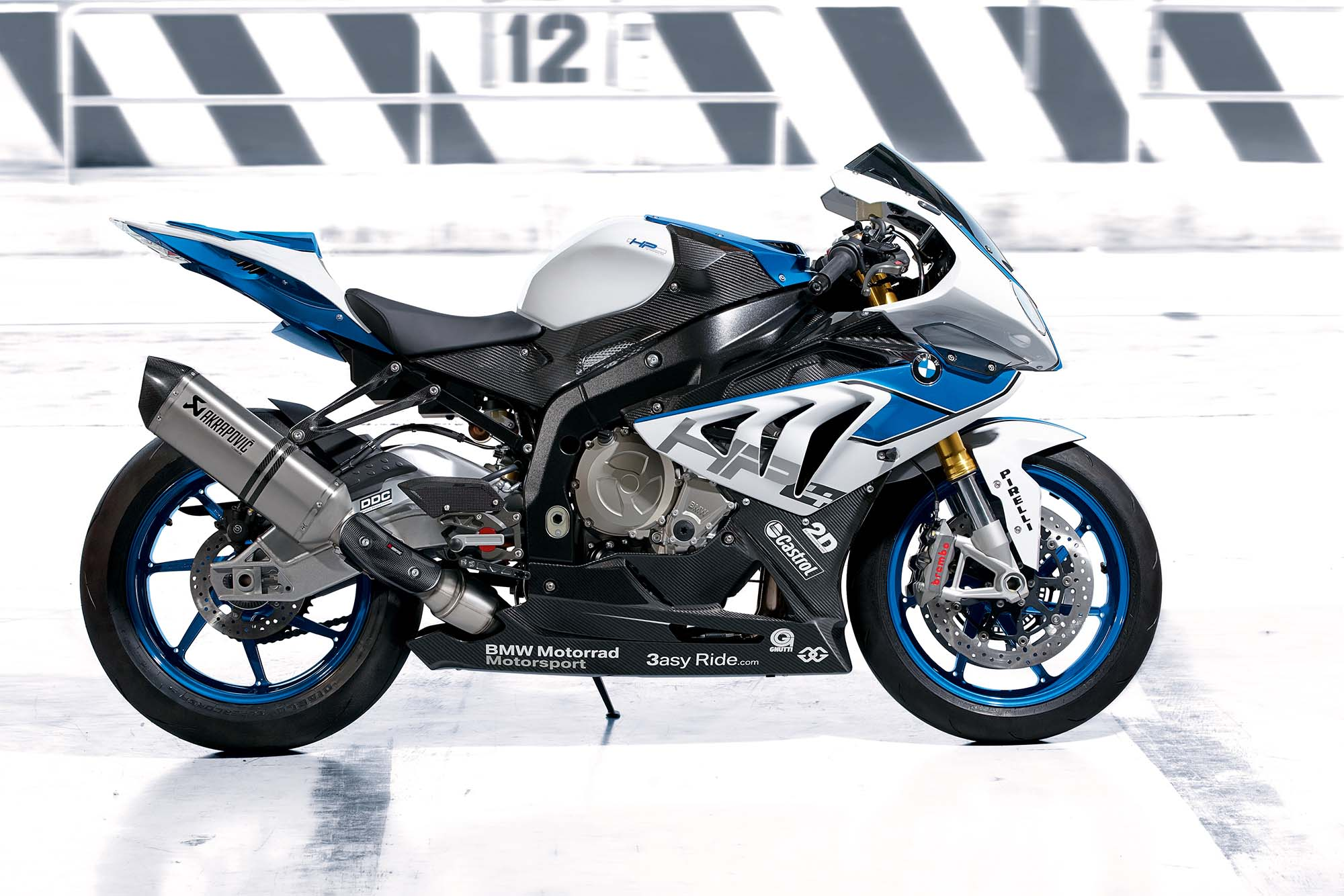 BMW HP4 images #9110