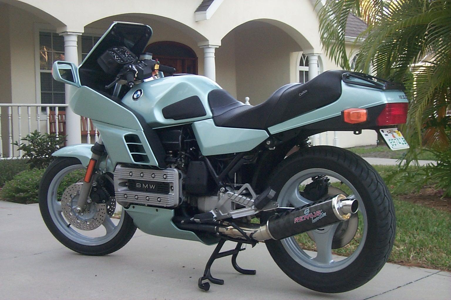 BMW K100RS 1985 images #4558