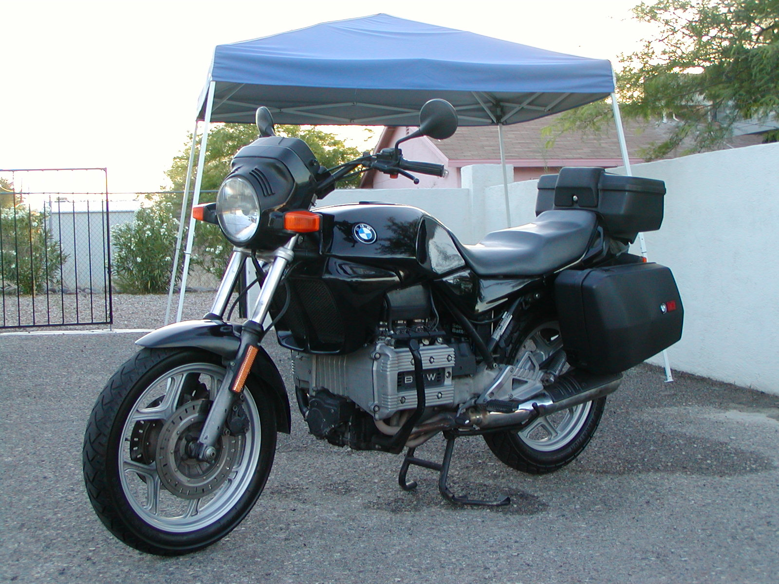 BMW K100RS images #12690