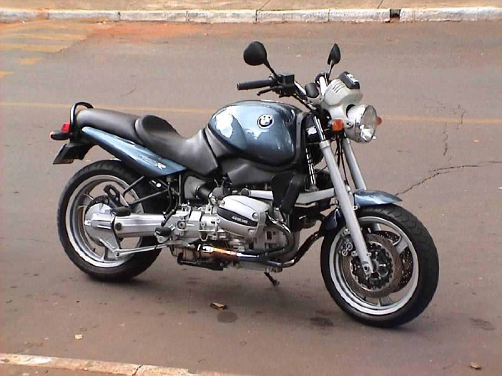 BMW R1100RS 1996 images #9907