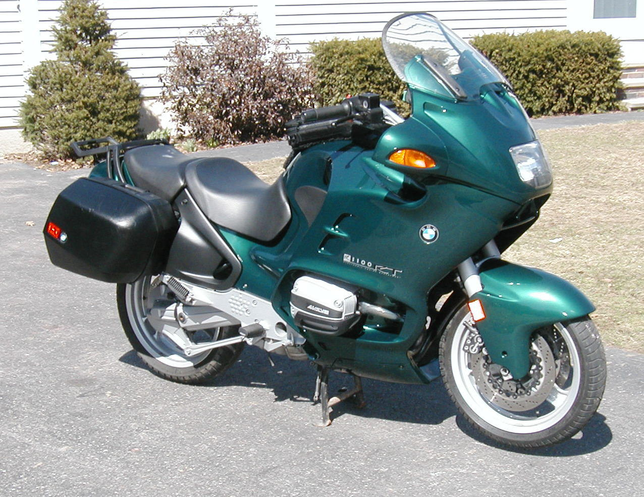 BMW R1100RT 1999 images #6643