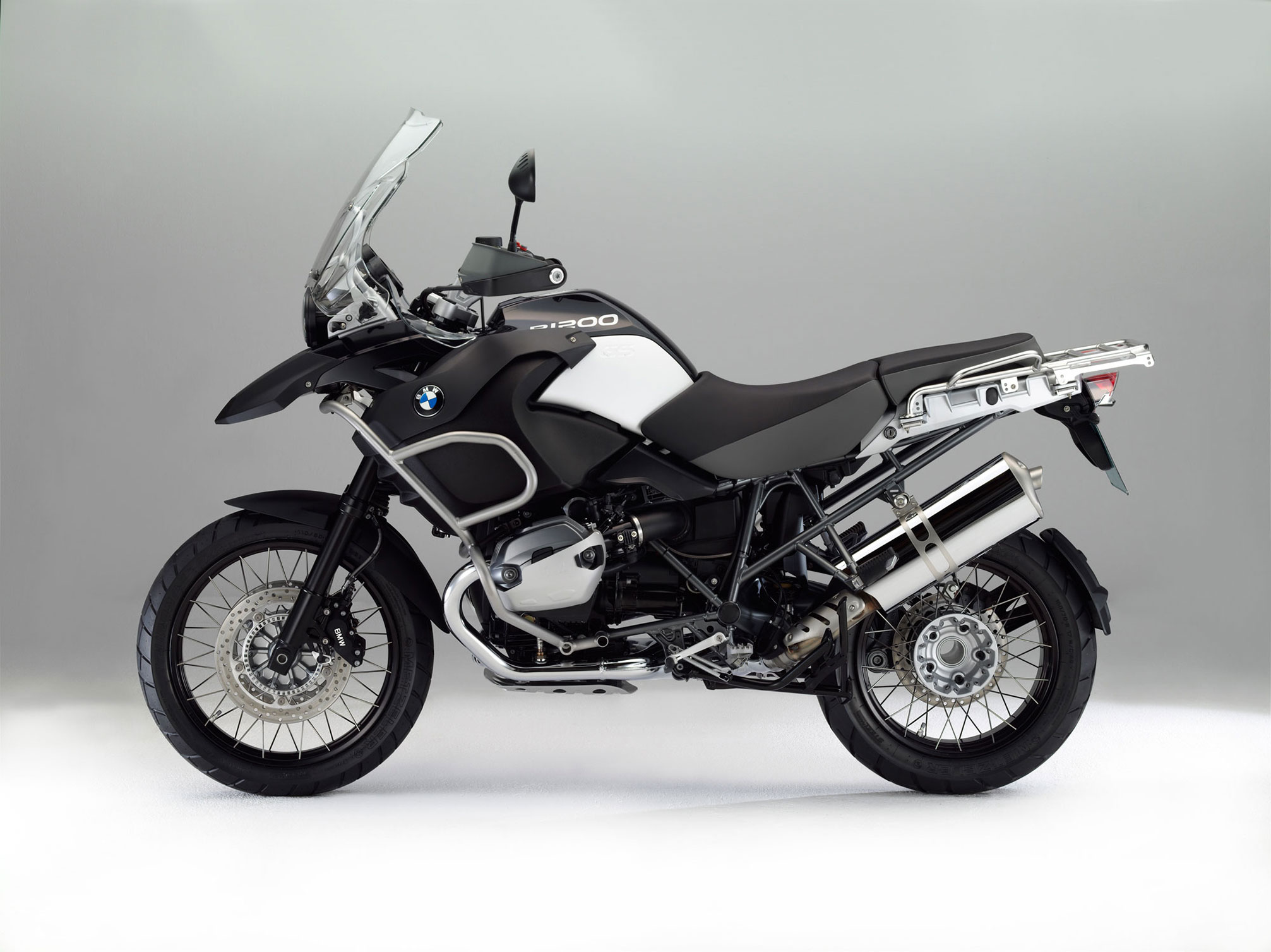BMW R1200GS Adventure Triple Black images #8619