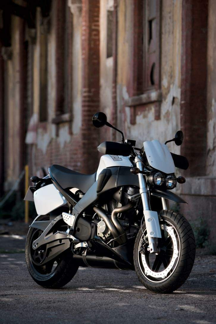 Buell Lightning Super TT XB12STT 2007 images #66355