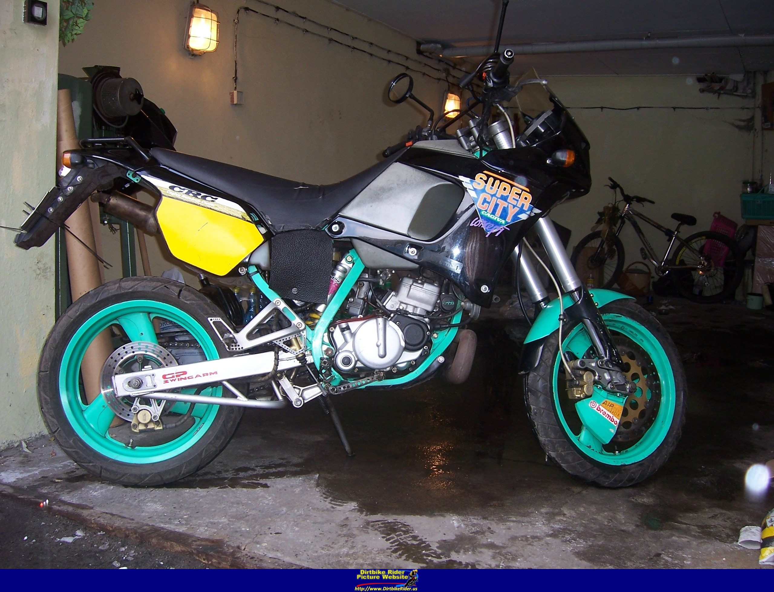 Cagiva Super City 125 1998 images #67346