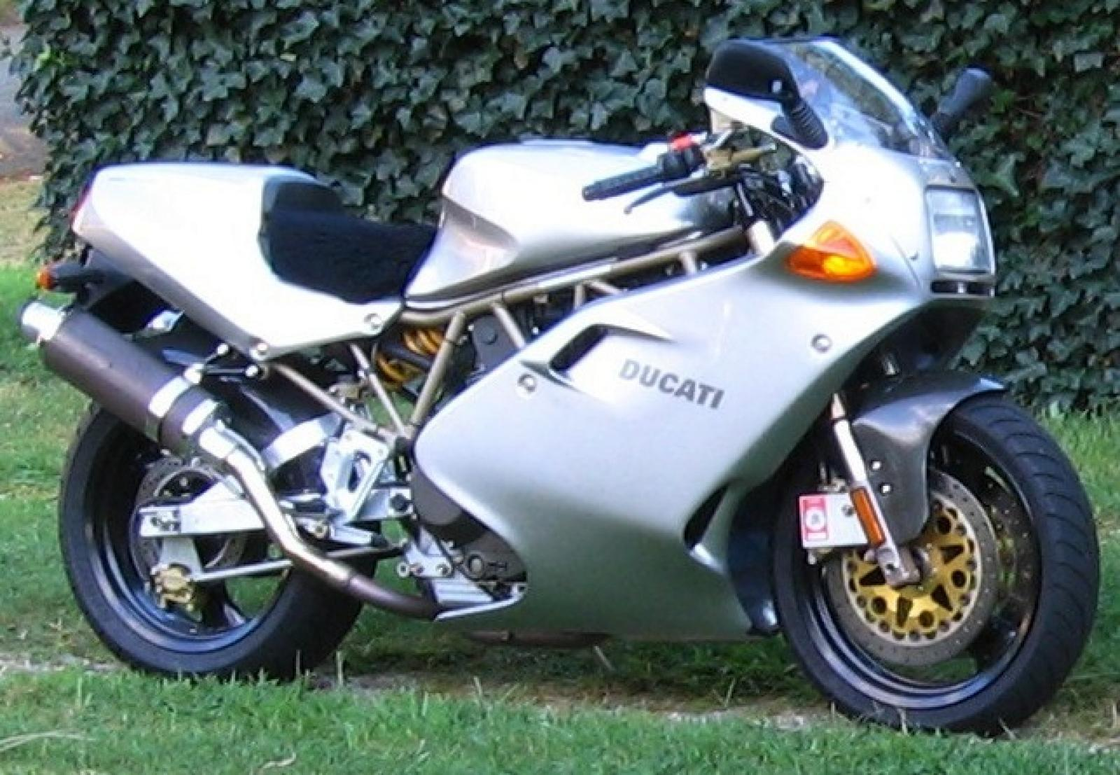 Ducati 900 SS FE 1998 wallpapers #156314