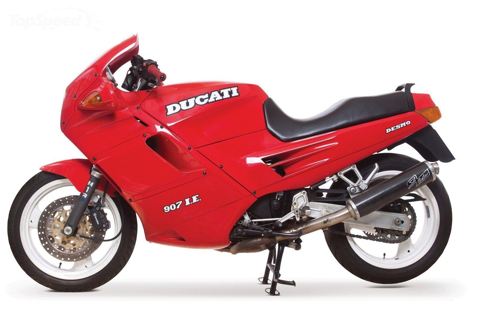 Ducati 907 i.e. 1991 wallpapers #11896