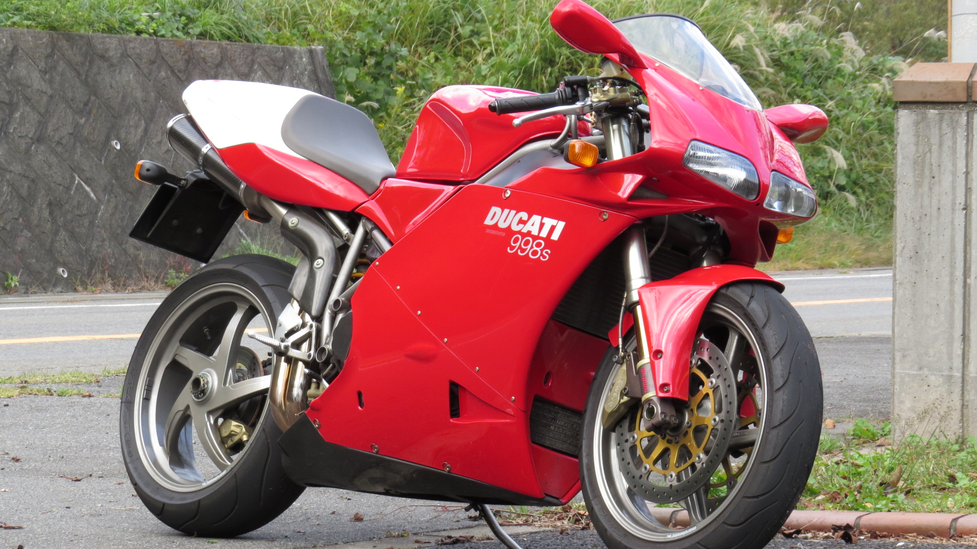 Ducati 998 Matrix wallpapers #11396