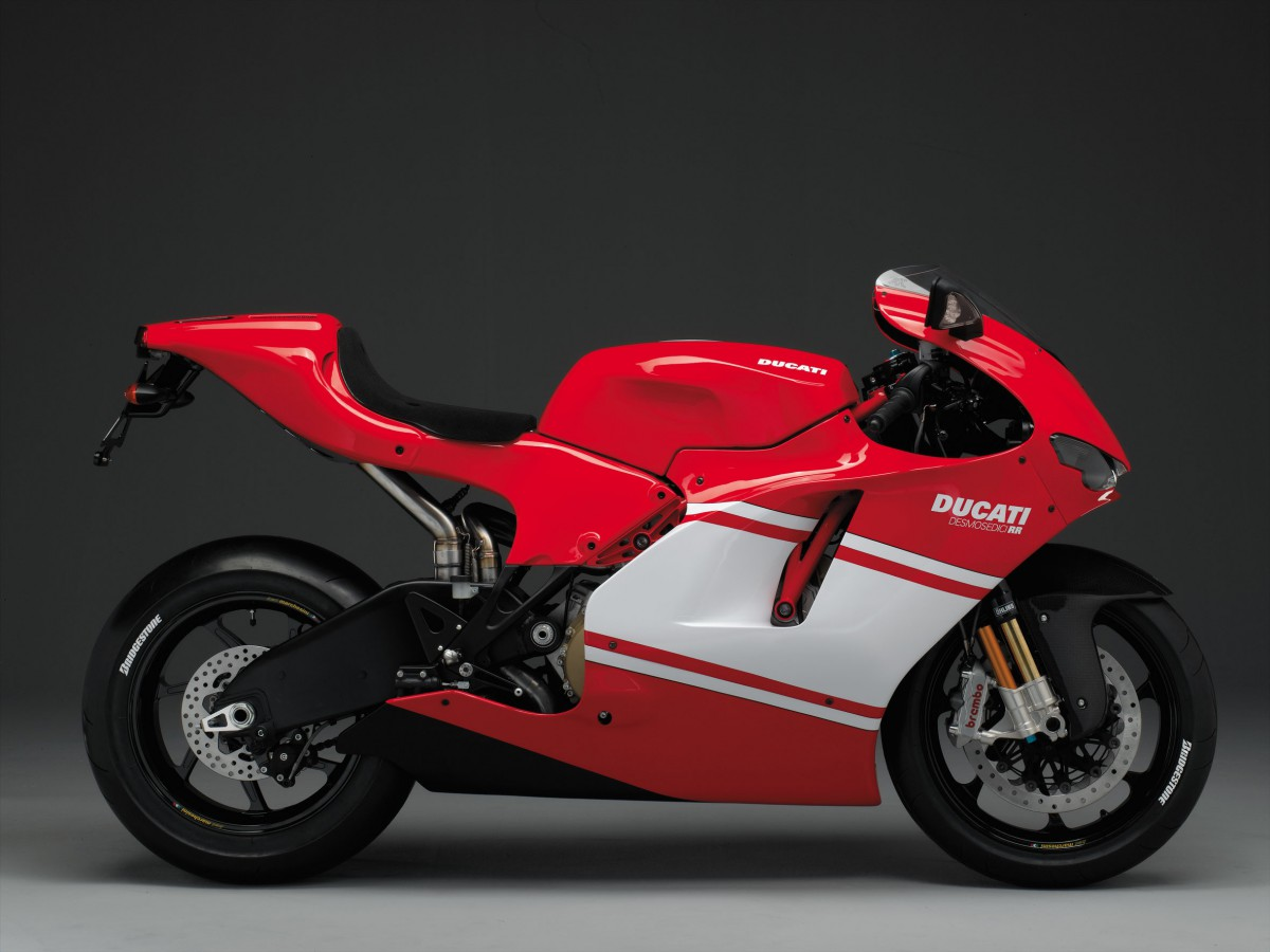 Ducati Desmosedici RR wallpapers #12392