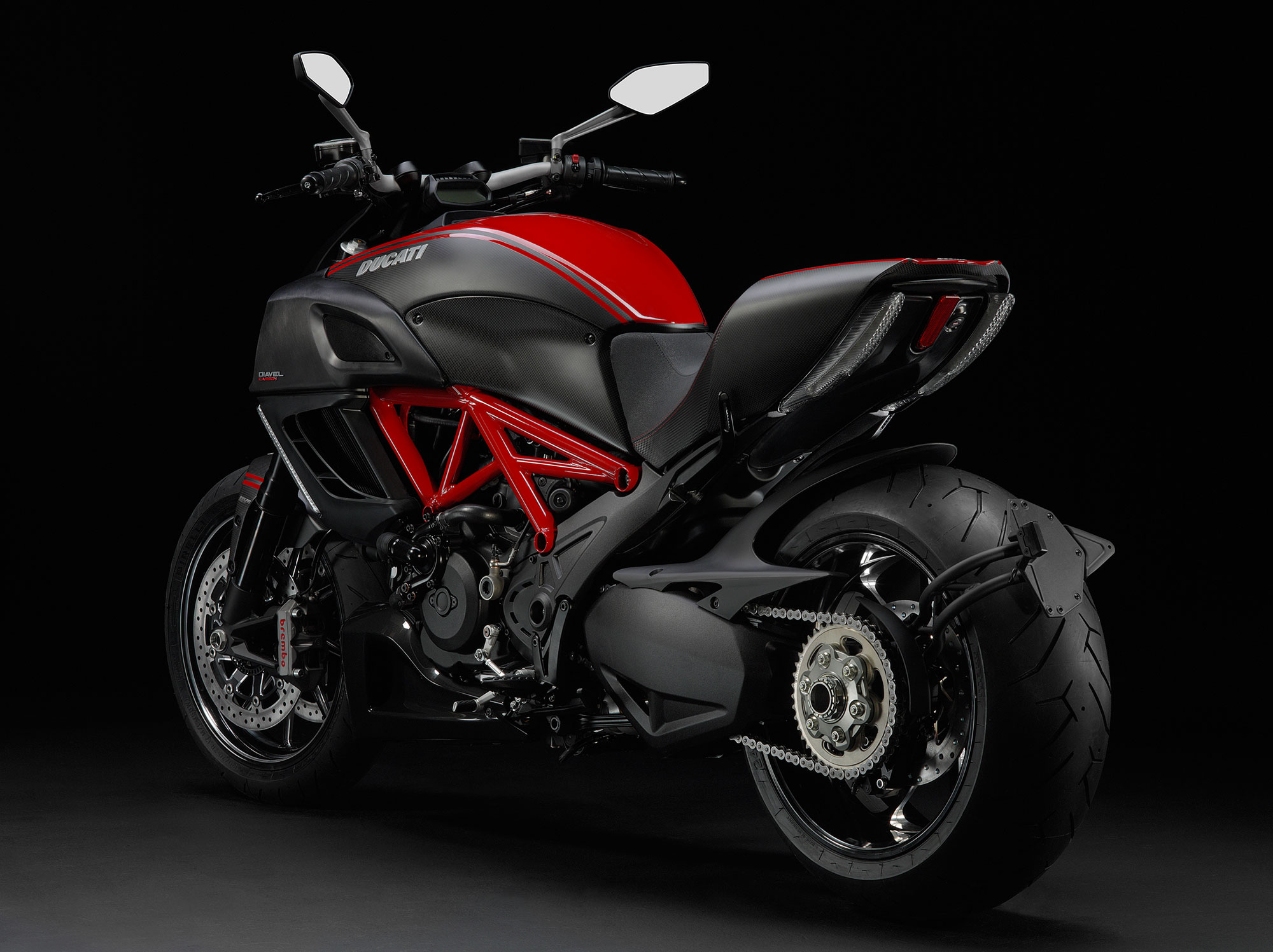 Ducati Diavel Dark wallpapers #12789