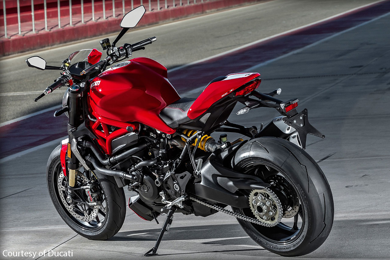 Ducati Monster 1200 2015 wallpapers #134104