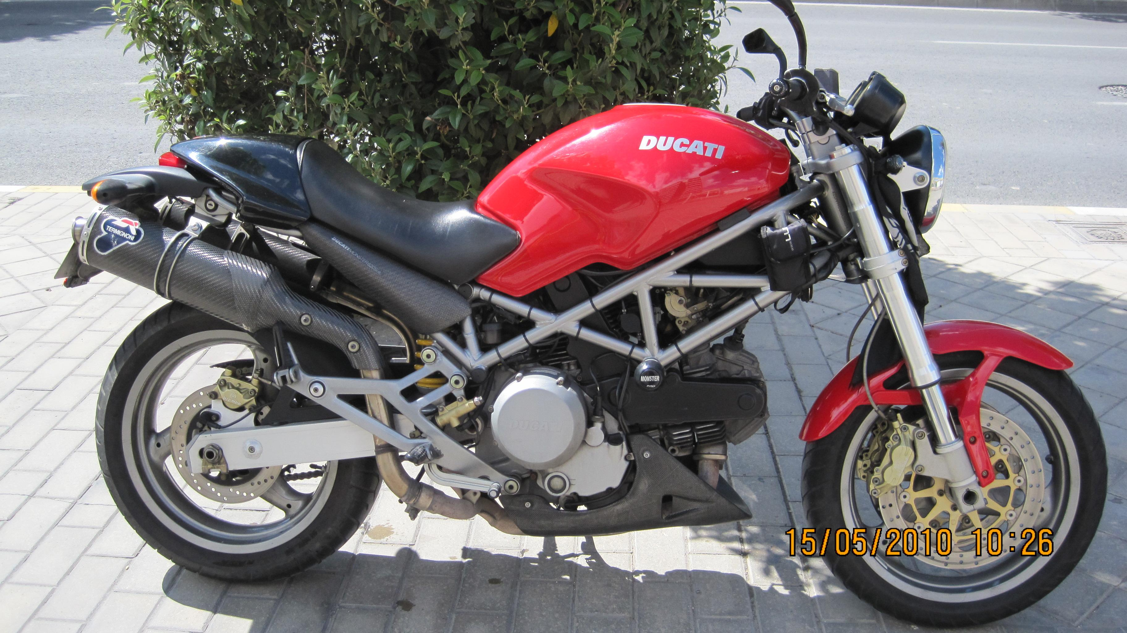 Ducati Monster 620 wallpapers #11298