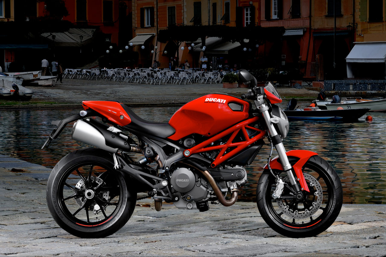 Ducati Monster 796 2010 wallpapers #13486
