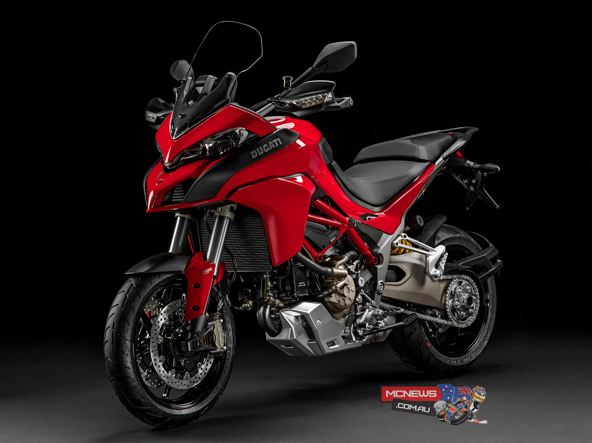 Ducati Multistrada 1200 2015 wallpapers #13188