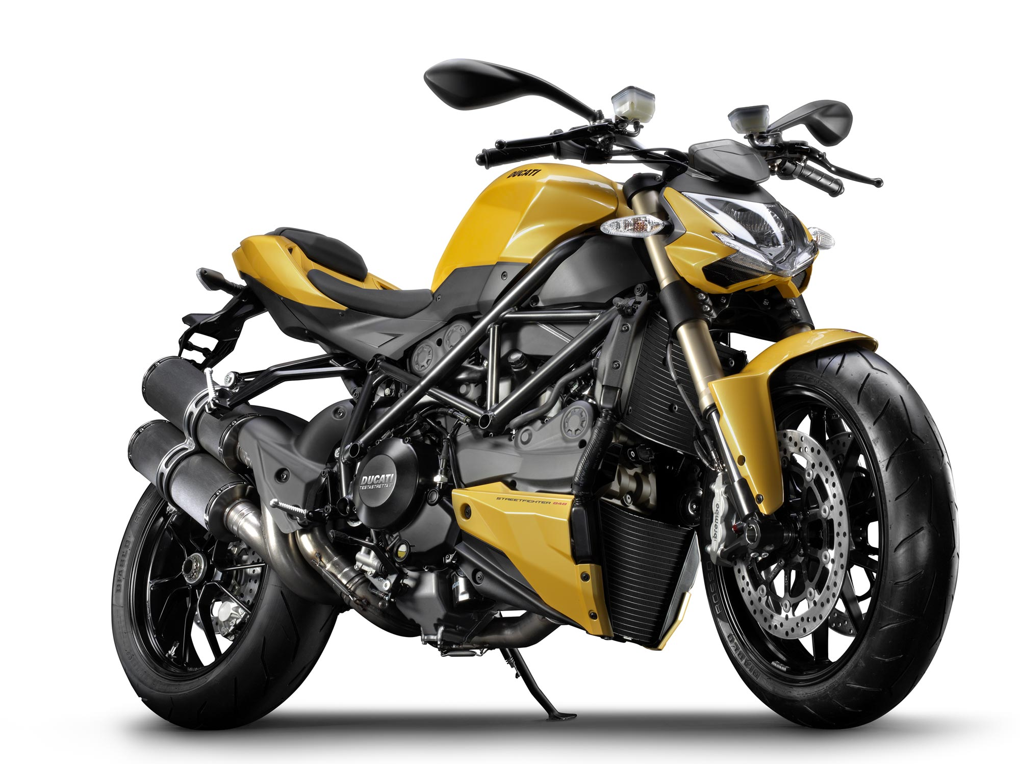 Ducati Streetfighter 848 wallpapers #13417