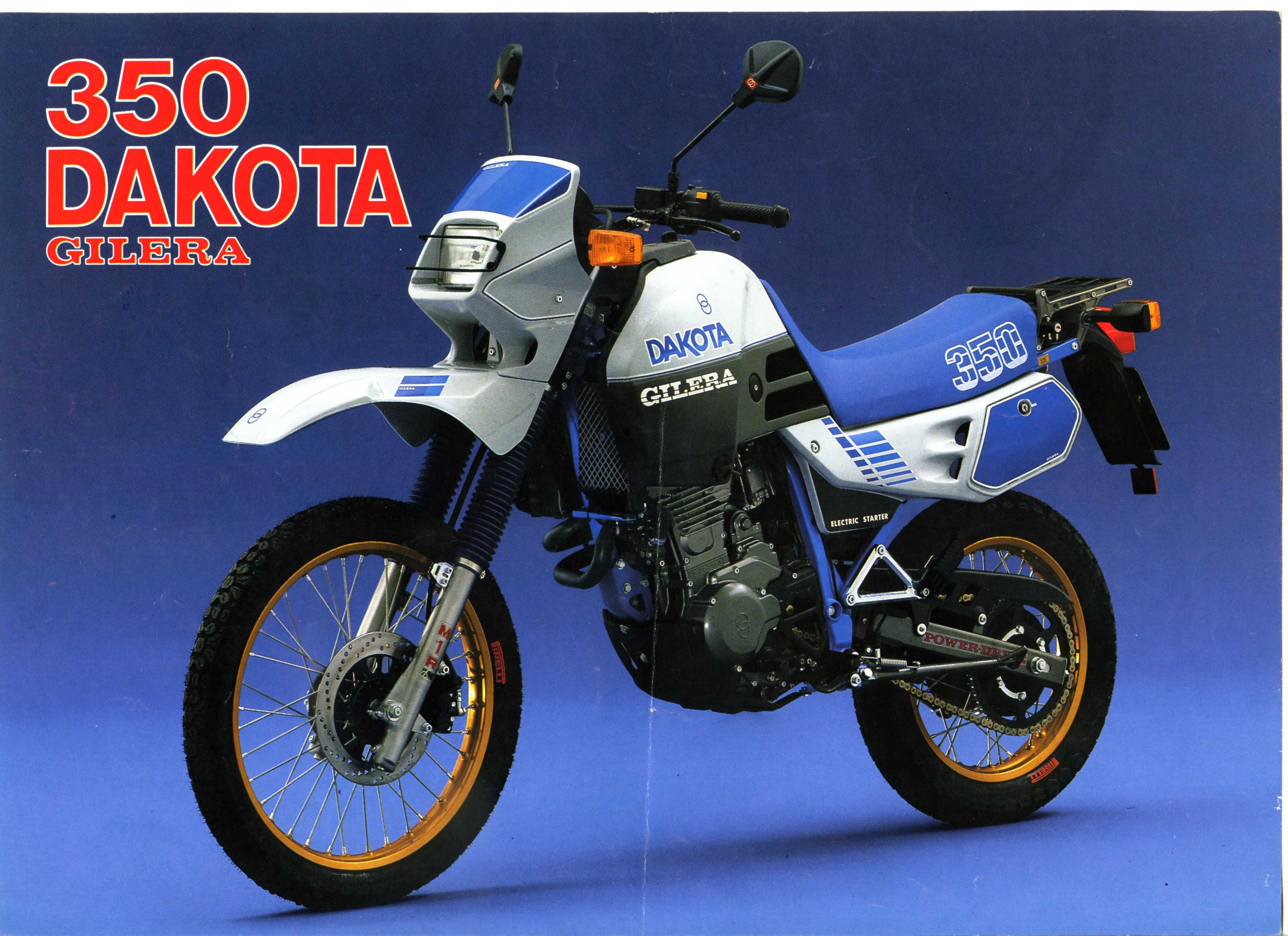 Gilera 500 Dakota images #95175