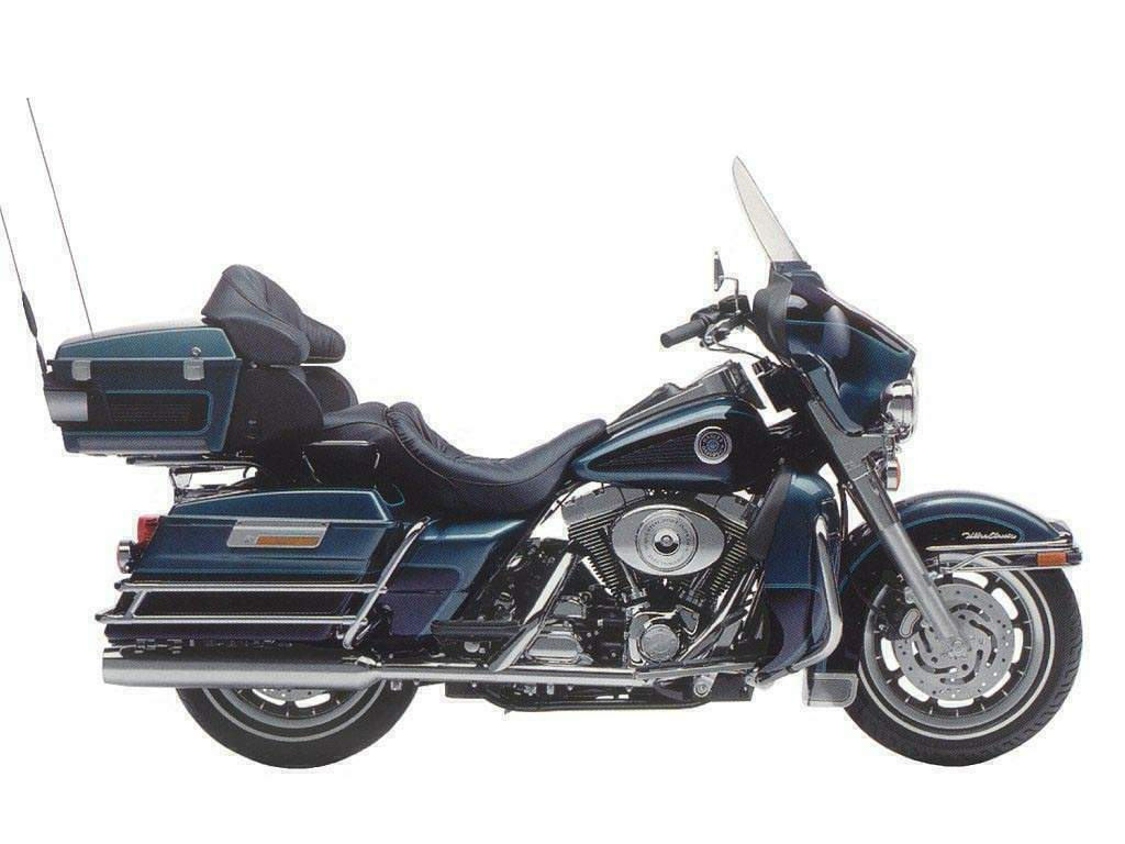 Harley-Davidson FLHTC 1340 Electra Glide Classic 1994 pics #16369