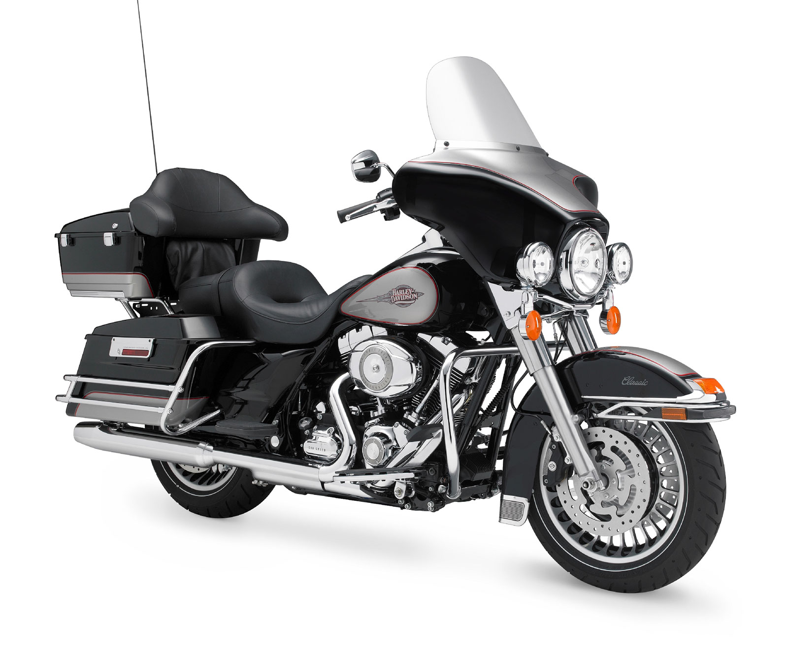Harley-Davidson FLHTC Electra Glide Classic 2010 pics #19046