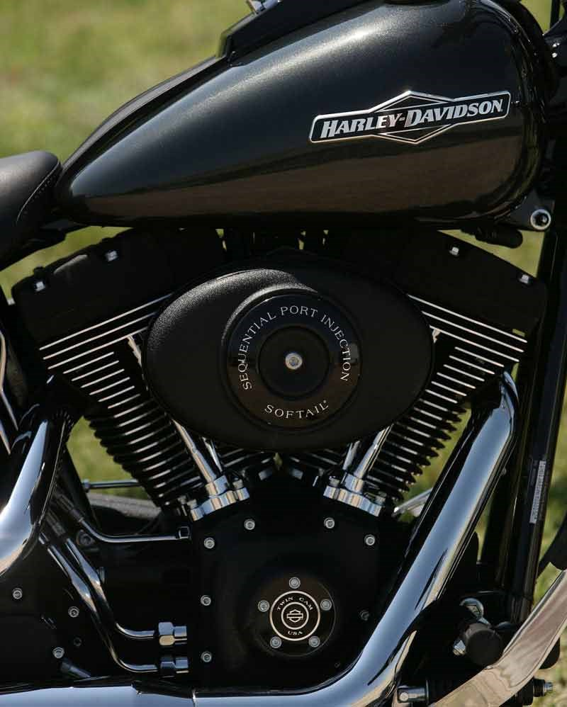 Harley-Davidson FXSTB Night Train wallpapers #172383