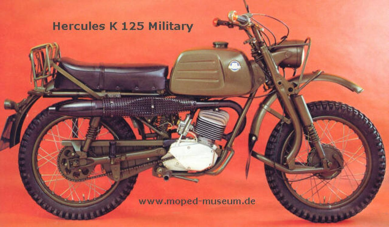 Hercules K 125 Military 1985 wallpapers #144715