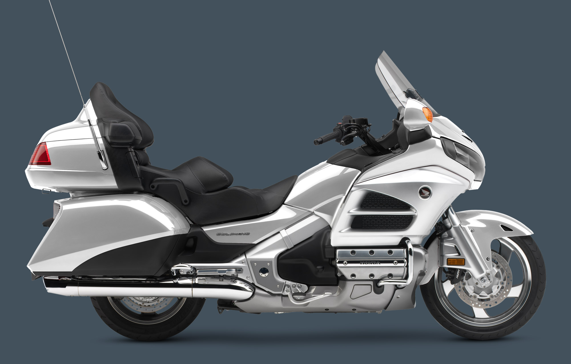 Honda GL 1800 Gold Wing 2012 wallpapers #142232