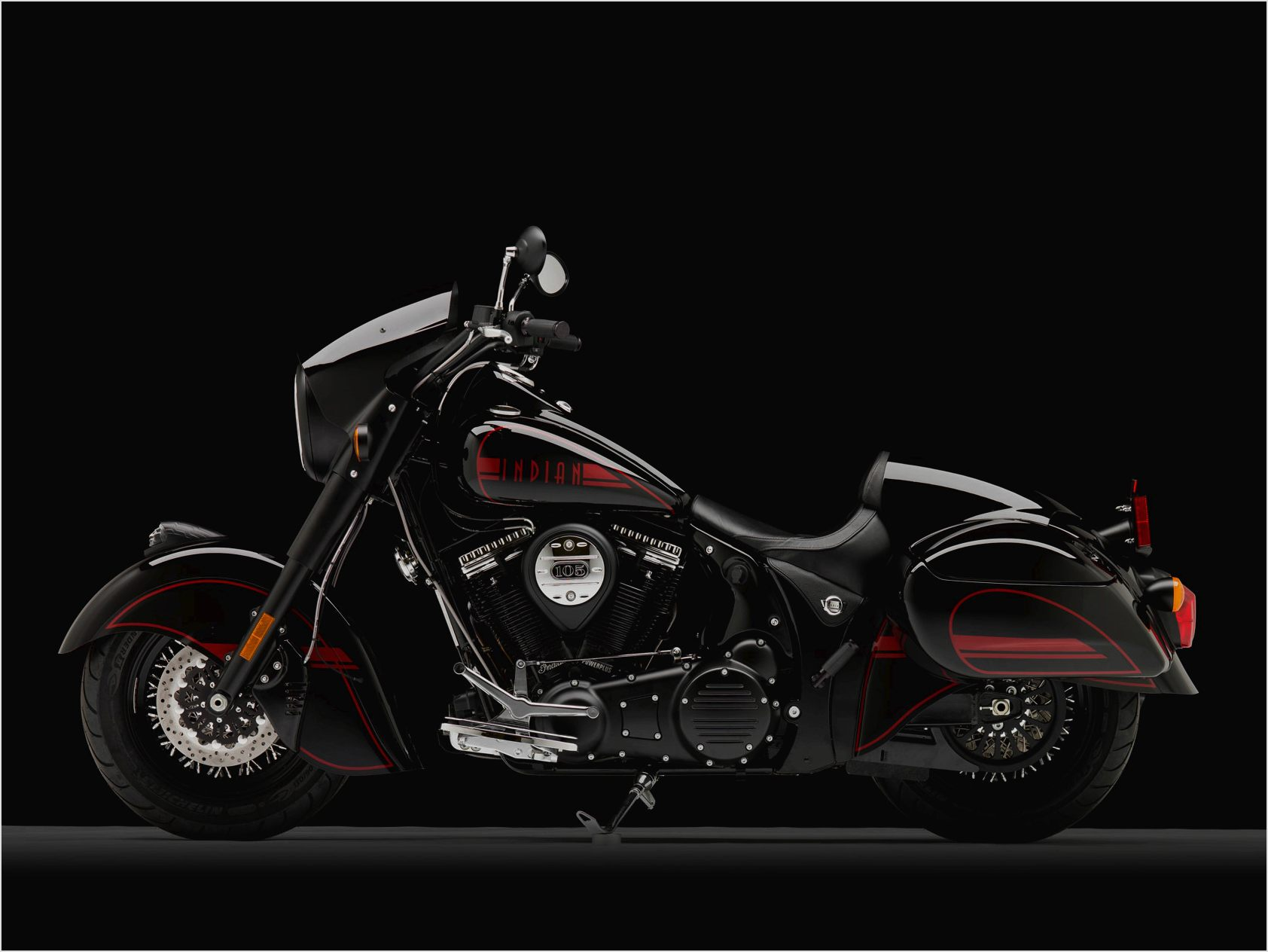 Indian Chief Deluxe 2011 images #97855
