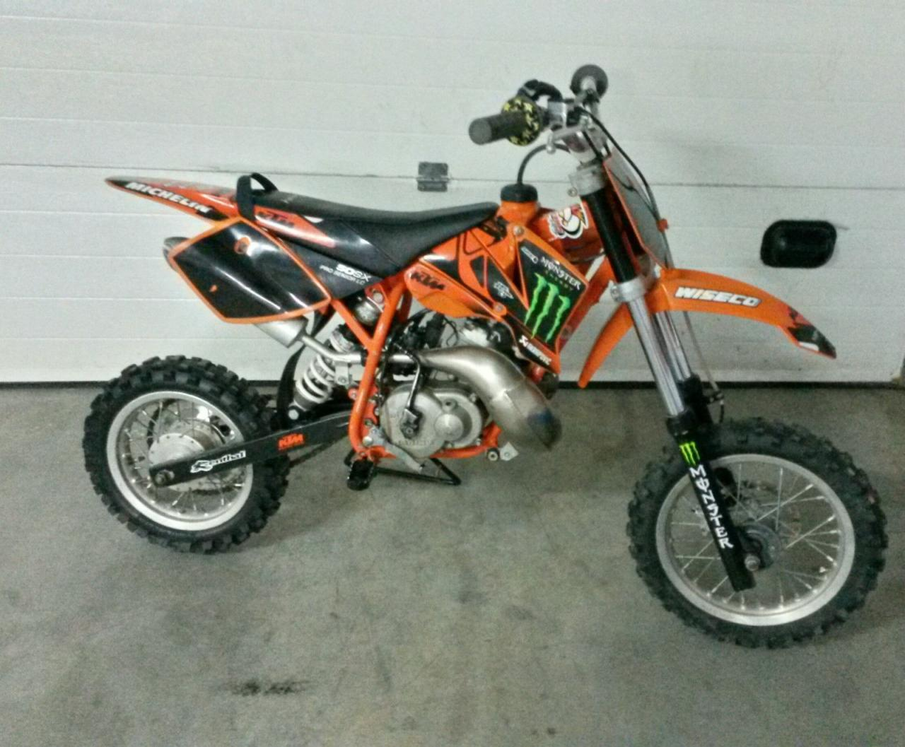 KTM 50 SX Pro Junior LC 2003 images #85748
