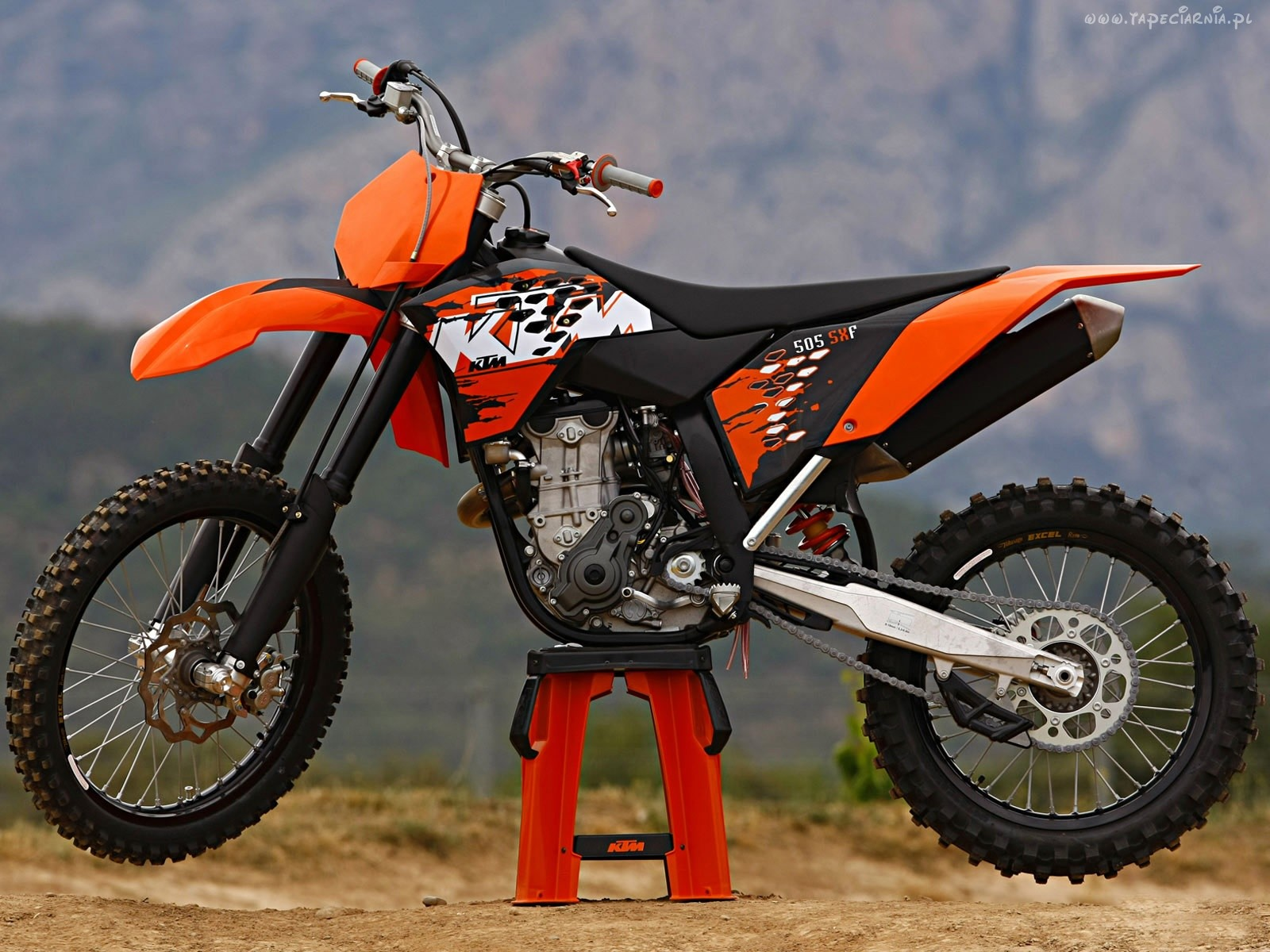 KTM 505 SX-F wallpapers #135392