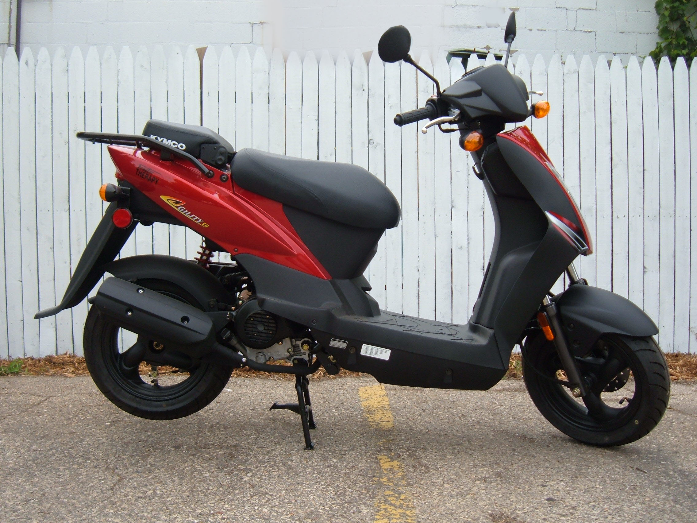 Kymco Agility 50 2006 images #101917