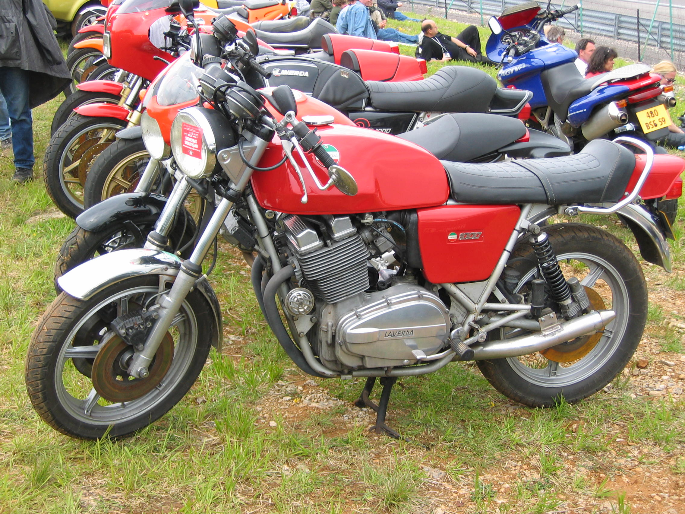 Laverda 1000 1975 wallpapers #139460