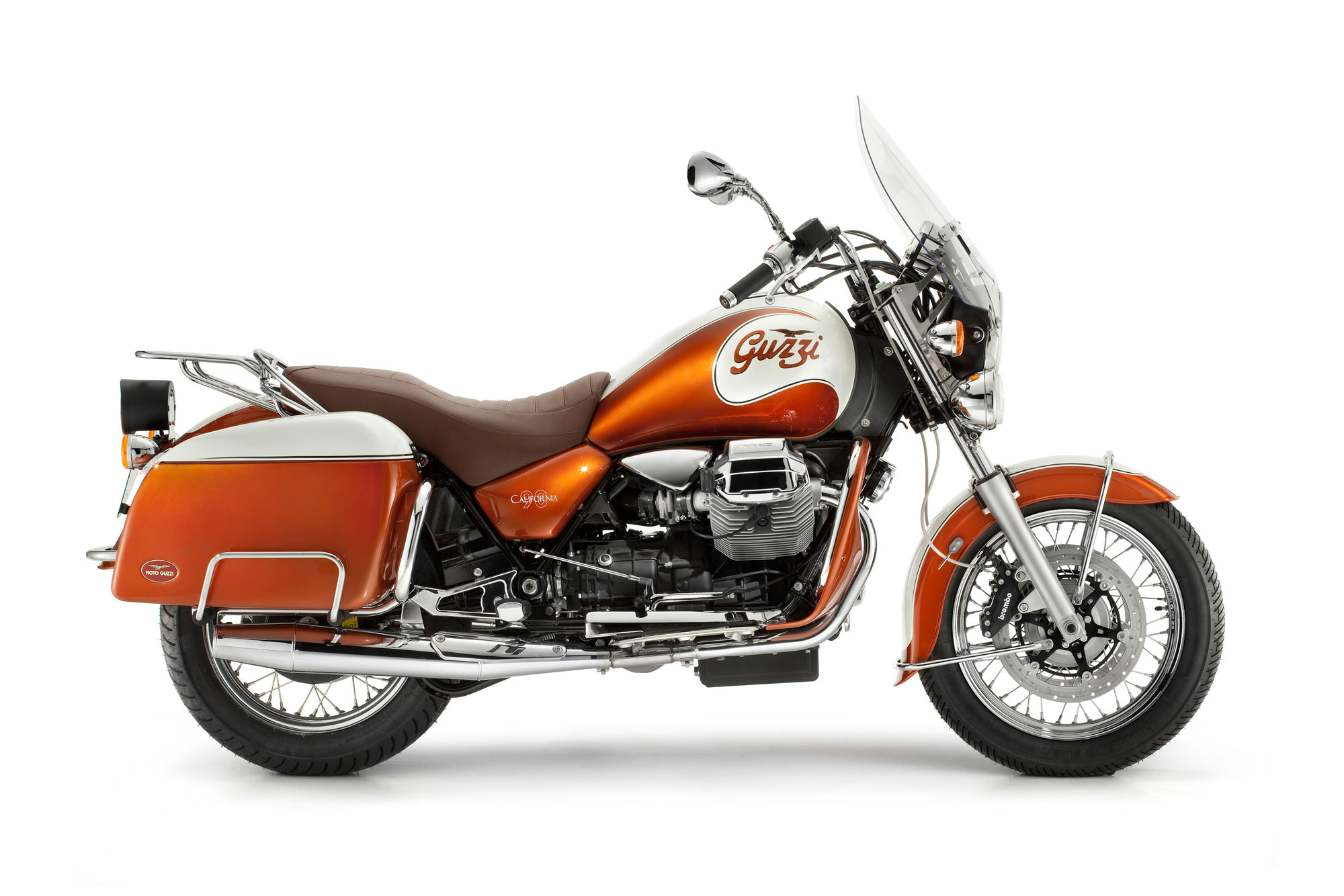 Moto Guzzi California 75 2000 images #108445