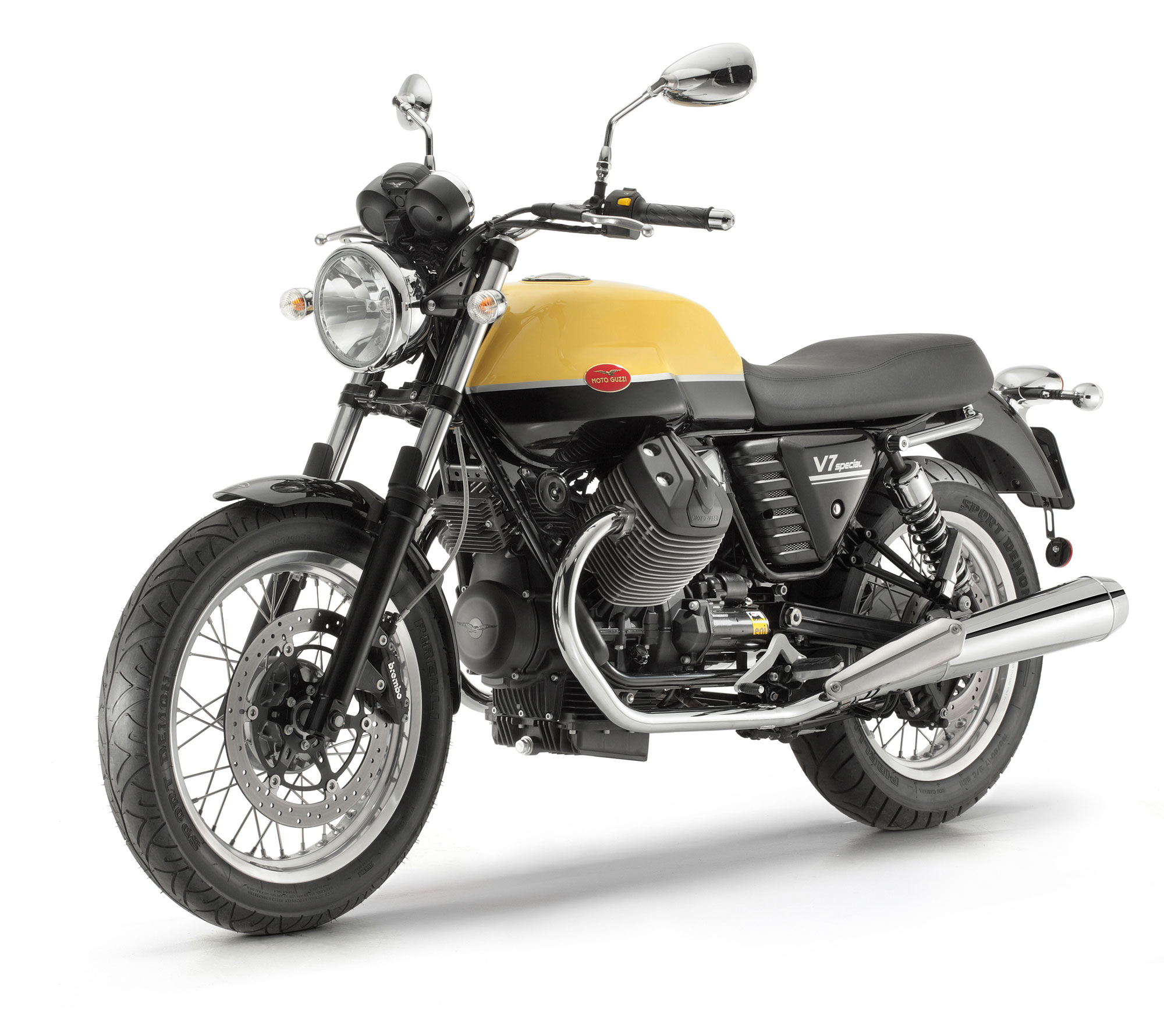 Moto Guzzi V7 Special 2013 wallpapers #139757