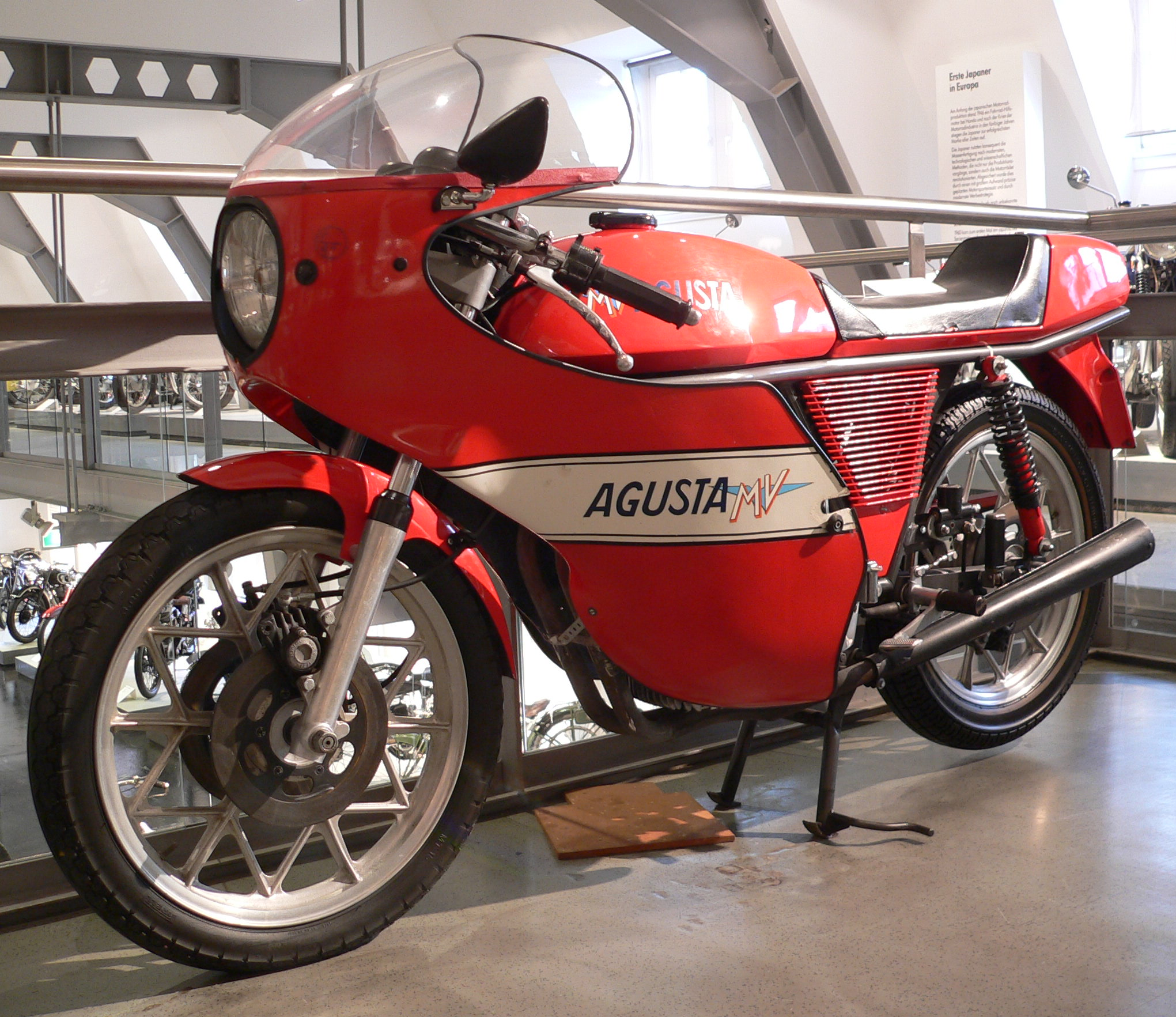 MV Agusta 125 S 1977 images #113068