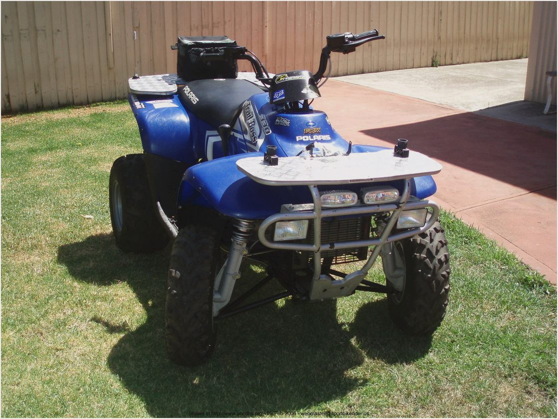 Polaris Trail Boss 325 2002 images #120560