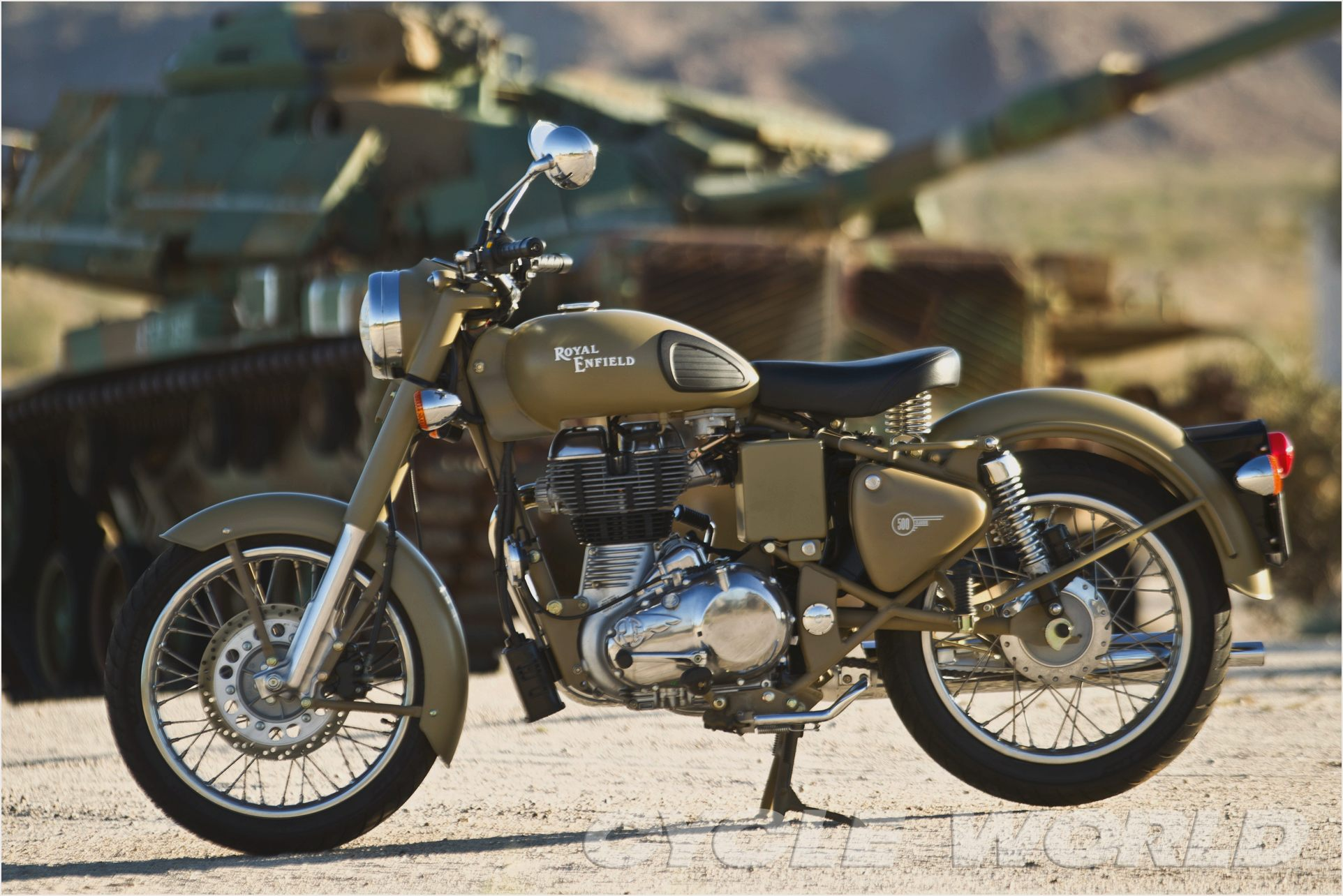 Royal Enfield Bullet 350 Classic 2009 images #123521