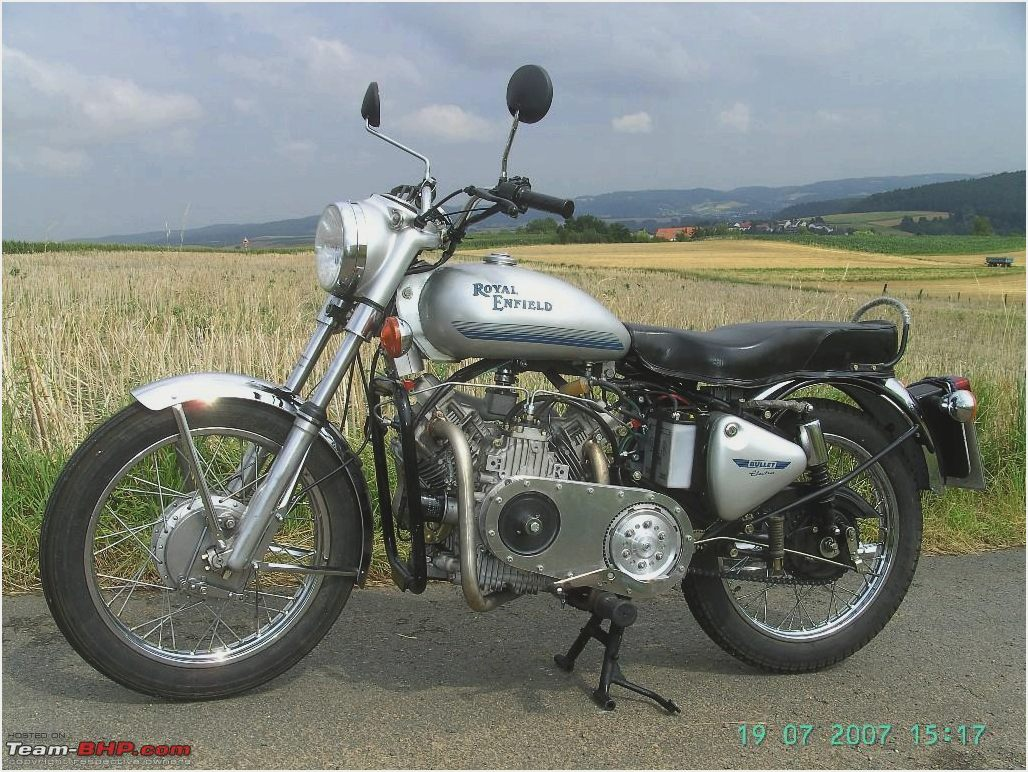 Royal Enfield Diesel 1999 images #123125