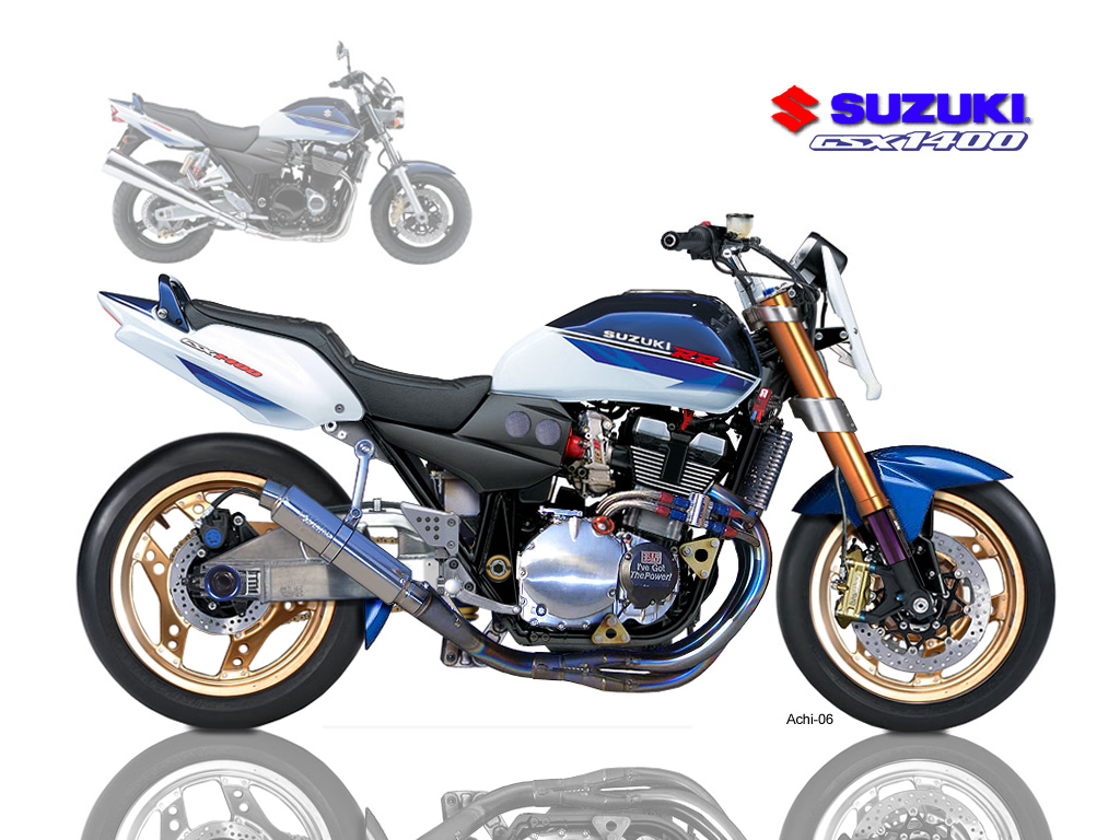 Suzuki GSX 1400 wallpapers #142532