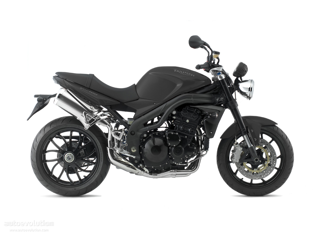 Triumph Speed Triple 1050 2008 wallpapers #130733