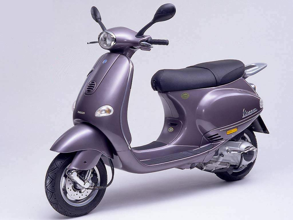 Vespa ET 4 wallpapers #132324