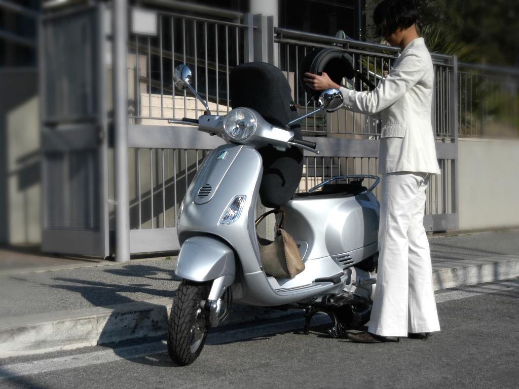 Vespa LX 125 wallpapers #129640