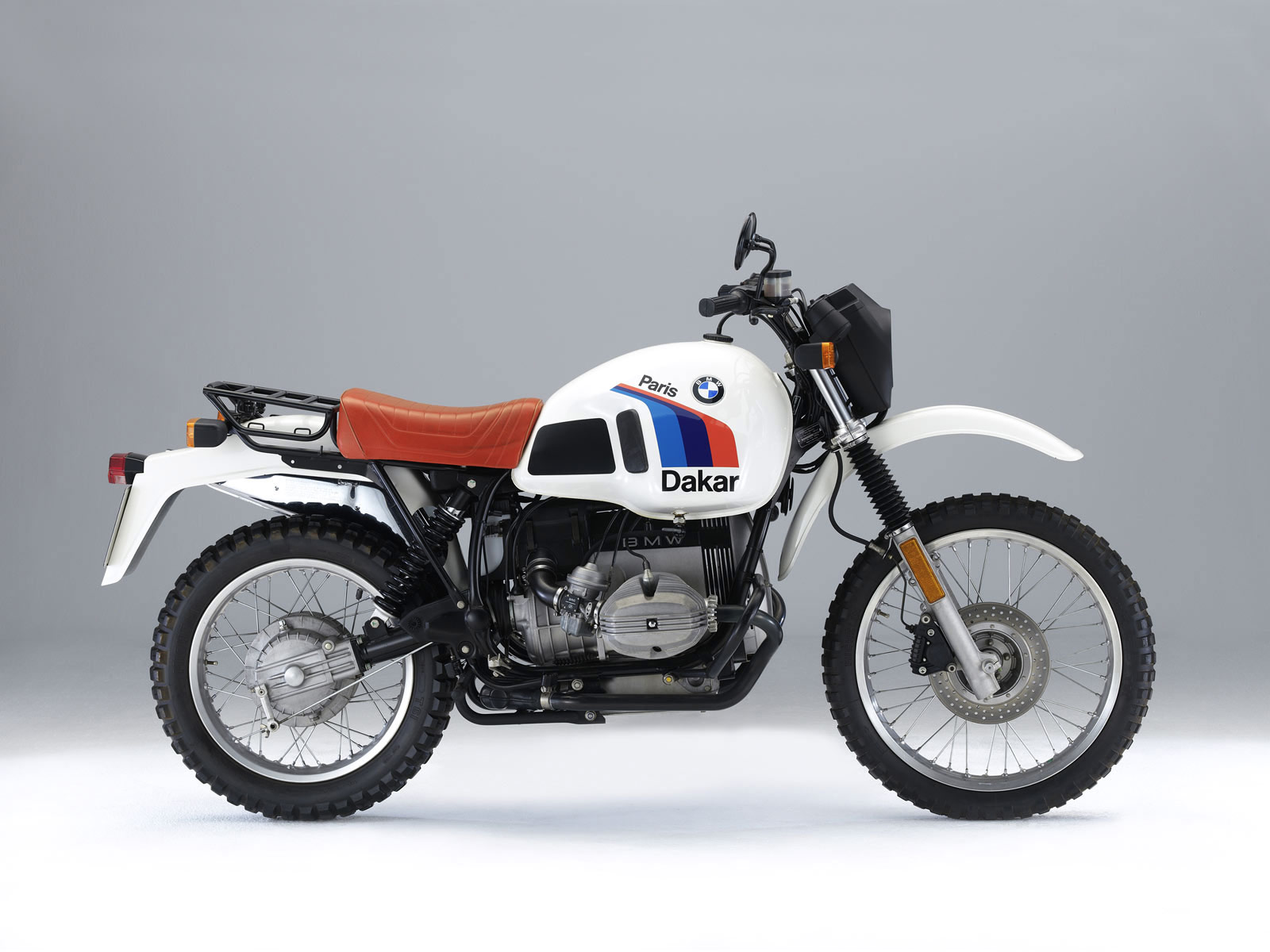 BMW R80GS 1990 wallpapers #162265