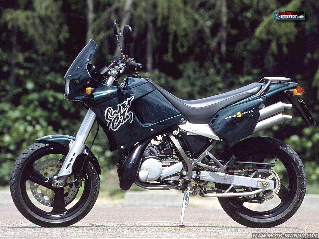 Cagiva Super City 125 1998 images #67347
