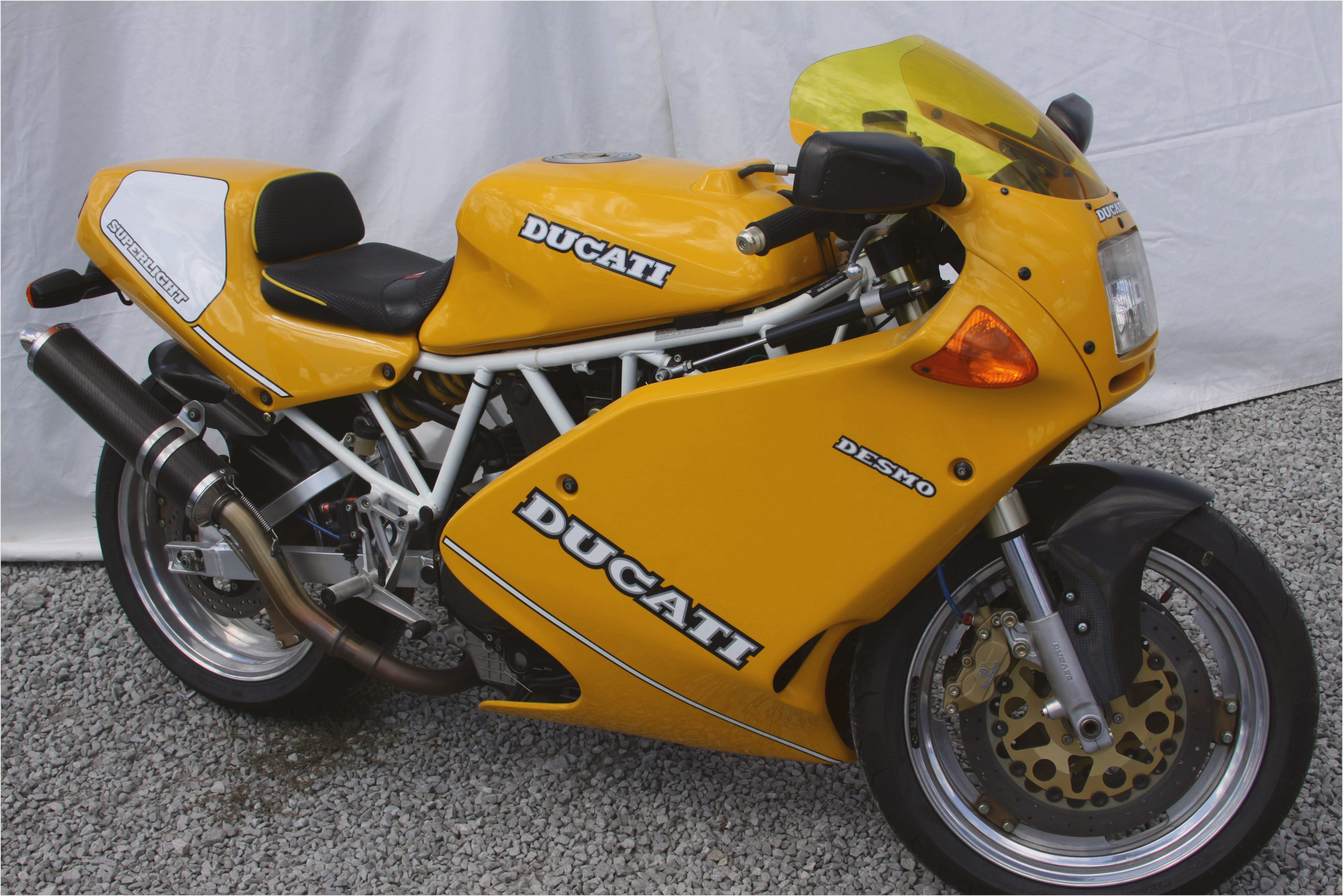Ducati 900 SS FE 1998 wallpapers #156315