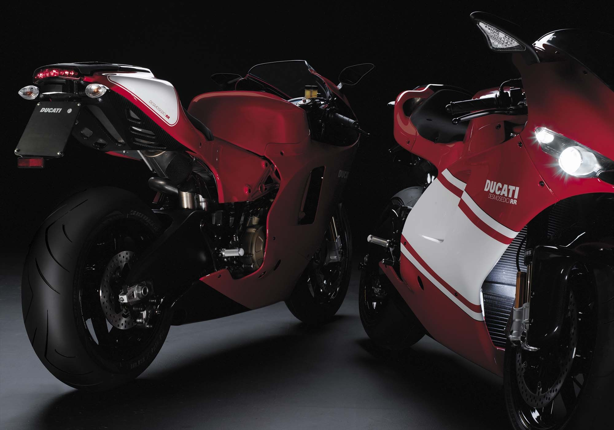Ducati Desmosedici RR wallpapers #12393