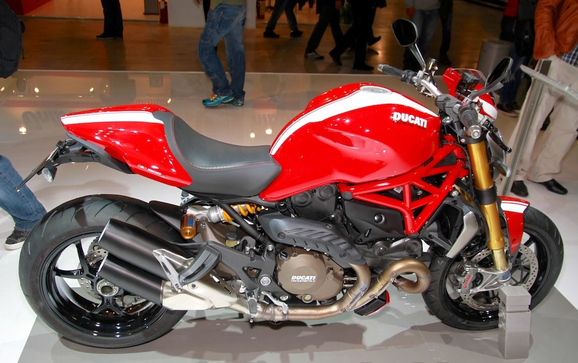 Ducati Monster 1200 2015 wallpapers #134105