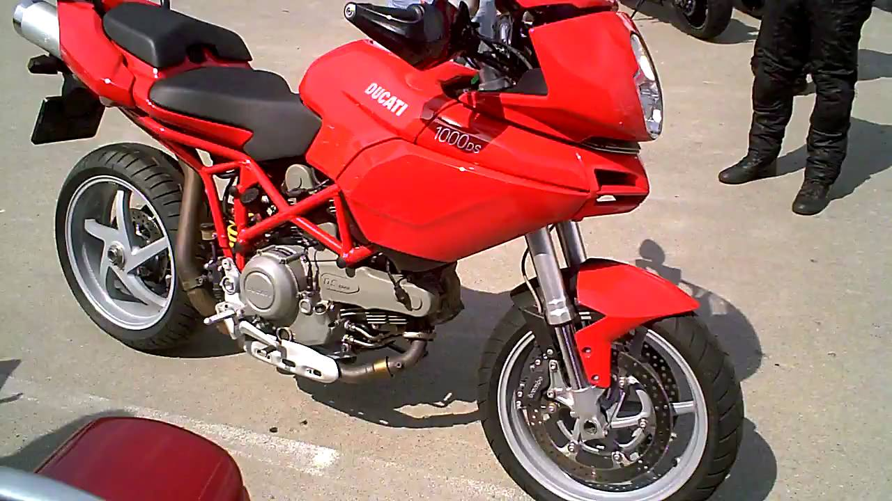Ducati Multistrada 1000 DS 2006 images #79207
