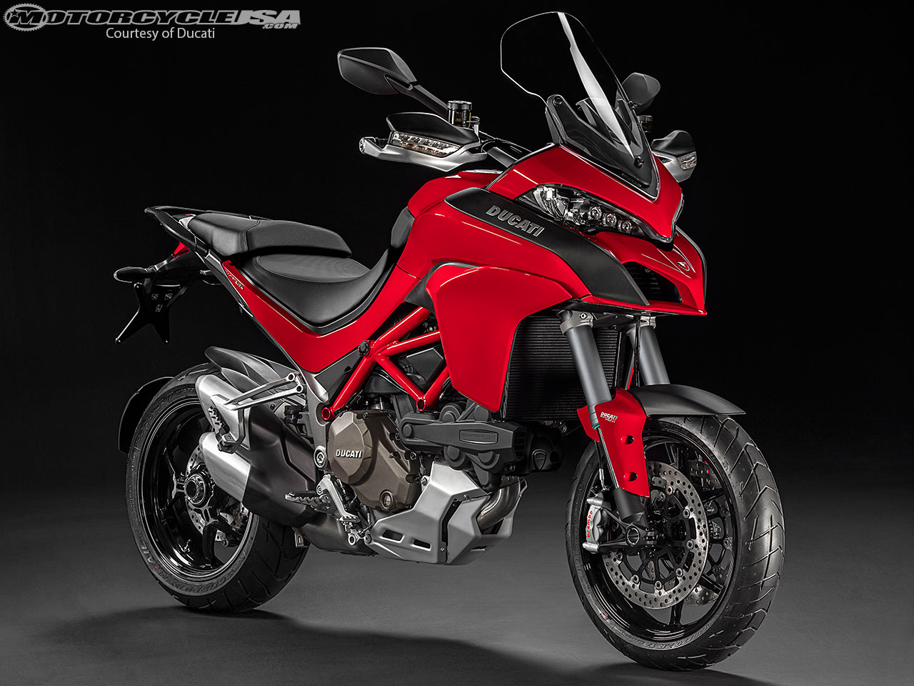 Ducati Multistrada 1200 2015 wallpapers #13189