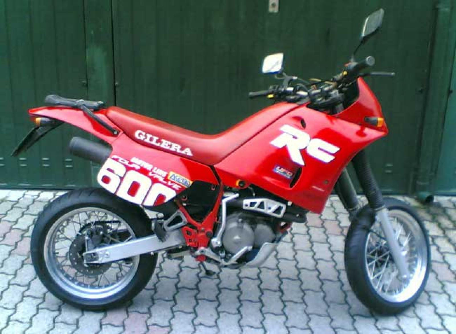 Gilera 600 Nordwest 1993 images #72967
